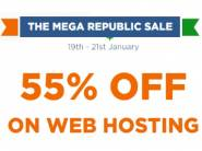 LAST DAY SALE : Web Hosting For 1 Year At Just Rs. 268 + Free Assistance