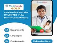 Unlimited Free Consultation For 1 Year At Just Rs. 99 [ All Users ] + Free For All Health Problems !!