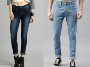 Min. 50% Off On Jeans : Starting At Rs. 389 + Extra FKM Cashback