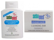 BUY NOW: Antidandruff Shampoo + Face Cleansing Bar At Just Rs. 160 + Free Shipping