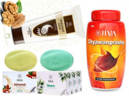 Never Before Deal : Almond & Neem Soap [ Pack Of 8 ] + 1 Kg Chyawanprasha + Walnut Scrub At Just Rs. 311 !!