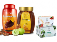 Jiva Immunity Combo [ 1.5 KG ] + Soap Combo [ Pack Of 8 ] At Just Rs. 329 !!