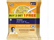 Saffola Instant Soup 3 x 24 g [Pack of 2] At Just Rs. 20 each