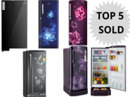 Top 5 Best Sold Refrigerator On FKM [ With Bank Offer + FKM Rewards ]