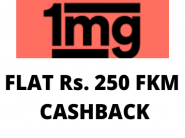 100% Cashback Dhamaka : Order For Rs. 150 & Get Rs. 150 CB / Rs. 250 & Get Rs. 250 CB !!