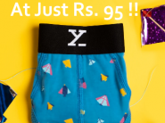 Best Seller : SHUFFLE Tencel Modal Trunk Kites At Rs. 95 [ With Shipping ]