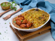 Lunch Special: Chicken Signature Bowl At Just Rs. 55 + Free Shipping