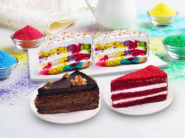 NEW LAUNCH : Holi Special Pasteries [ 50% Coupon Off + Rs. 70 FKM Cashback ]