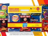 Back Again - Free Rs. 300 Zomato Vouchers With Doritos Lays Party Combo