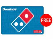 Free Rs. 301 Dominos Gift Voucher | Pizza Starts From Rs. 59 [ Redeem Supercoin ]