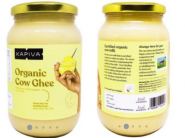 Selling Fast : Kapiva Cow Ghee 500 Ml At Just Rs.295 {After 15% Coupon Off + FKM Cashback}
