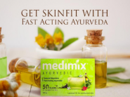 Medimix Glycerine Soap [ Pack Of 12, 125gm ] At Rs. 33 Each + Free Shipping