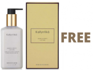 FREE Kallyntiká Hand & Body Lotion Sample [ Worldwide Applicable ]