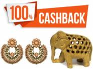 Ending Soon : Jewellery, home decor and more for Free [ Rs. 300 FKM Cashback ]