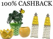 Free Ka Shopping : 100% FKM Cashback On Trendy Jewellery, Home Decor [ 2 Times Per User ]