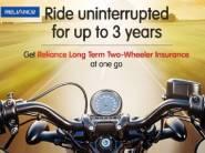 Take Two Wheeler Insurance & Get Flat 50% FKM Cashback [ Max. Rs. 5000 ]
