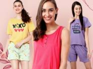 Shyaway Summer Sale: Night Wears Starts From Rs. 299 + Free Shipping