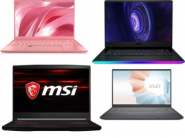 MSI Sale Dhamaka : Upto 38% Off On MSI Laptops With Bank Off + Extra FKM Cashback !!