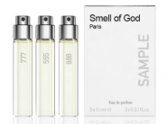 Get A Free Sample Of Smell Of God Perfume ( Hurry Grab Now)