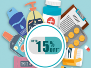 Order Top Essentials Within 2 Hours [ Upto 15% Off Code & Extra Rs. 150 FKM Cashback For All Users ]