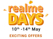 Flipkart Realme Days - Smartphones Starts At Rs. 6,082 [ 10% Bank Savings + Extra FKM Rewards ]