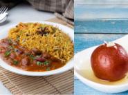 Tuesday Special : Masala Rajma Chawal + 1 Gulab Jamun At Just Rs.56 + Free Delivery !!
