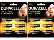 Never On Discount - Duracell Batteries [ Pack Of 12 ] At Rs. 31 Each!