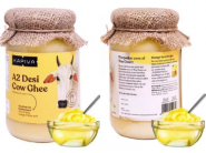 Best Selling & Cheapest : Save Rs.680 Off On A2 Desi Cow Ghee 500gms + Free Shipping !!