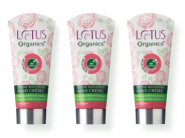 Lowest Online Price: Lotus Hand Creme [ Pack Of 3 ] At Rs.129 Each + Free Shipping