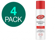 Lowest Price Online - Lifebuoy Spray [ Pack of 4 ] At Rs.67 Each With Shipping