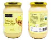 Back In Stock + Lowest : Kapiva Organic Ghee 500ml At Just Rs.295 + Free Shipping !!