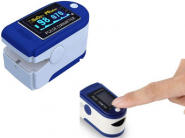 Flat 63% Off On Fingertip Pulse Oximeter At Rs.485 + Free Delivery