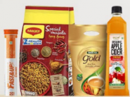 Food & Health Supplements Starts At Rs. 134 [ Grocery & Breakfast Essentials,Tea & Coffee,Etc. ]