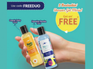 Plum Goodness 2 Shower Gel Minis Duo For FREE [ Pay Only Shipping ]