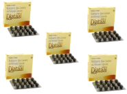 Lowest In Market - Diataal Multi-Vitamins [ 75 Tablets ] At Rs. 4 Each + Free Shipping