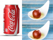Gulab Jamun [ Pack Of 2 ] + Coca Cola At Rs. 35 + Free Delivery