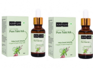 Lowest Ever: Pure Tulsi Ark [ Pack Of 2 ] At Rs. 124 Each + Free Shipping
