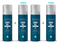 Selling Fast: Buy 2 Get 2 FREE Cooling Shave Gel At Rs. 99 Each [ Extra Rs. 200 FKM CB ]