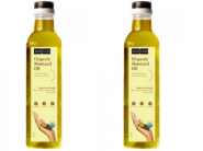 Lowest In Market - Mustard Oil 1L [2 Units] At Rs.163 Each + Free Shipping