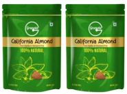 Cheapest In The Market : Natural California Almonds 1Kg At Just Rs.647 !!