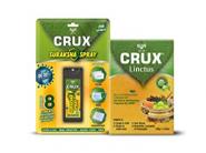 Limited Time Deal - FREE Sample Of CRUX - Suraksha Spray