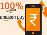 Get Up To 100% Cashback From Amazon Mobile Bill Payment