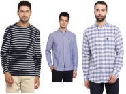 Flat 85% Off On Red Tape Casual Shirts Starting At Just Rs.293 ( Hurry Grab Now )