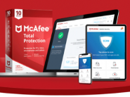 Must Buy - FREE Mcafee Antivirus For 1 Year + Extra Rs. 101 Cashback