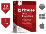 Last 24 Hours Loot - Mcafee Antivirus Free (1 Year) + Rs.101 CB