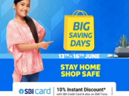 Big Saving Days - Top Offers With Up To 80% Off + Bank Off + FKM CB