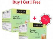 Amla & Zinc Powder (Buy 1 Get 1 Free) 40 Sachets Rs.7 Each + Free Shipping