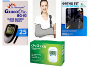 Health Care Devices Starting At Just Rs.55 - Flat Rs.150 FKM Cashback + Express Delivery !!