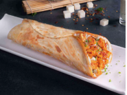 Best Seller : Masala Paneer Tikka Wrap At Just Rs.15 + Free Delivery !!
