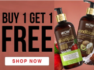 Buy 1 Get 1 FREE Still Working - WOW Products Starts At Rs. 74 Each + Upto Rs. 310 FKM CB